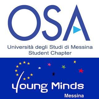 """""""Messina Young Minds e OSA Student Chapter"""", un team di fisici che parla al mondo"""