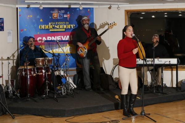 """Onde Sonore, eventi sulle navi """"C&T"""" per Carnevale"""
