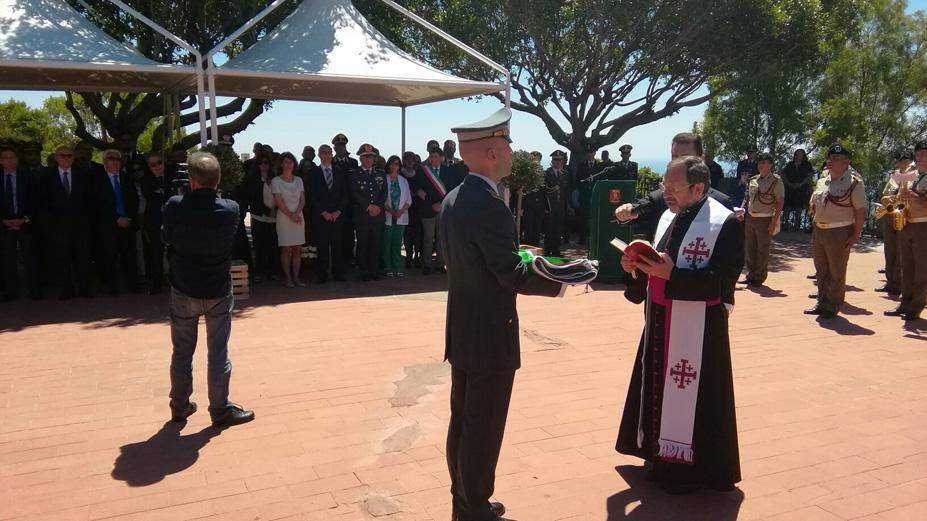 Inaugurata casera Gdf a Taormina