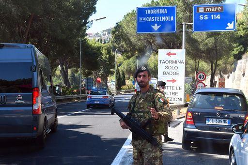 G7, Taormina da oggi è completamente blindata