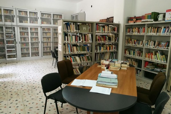 Avviati i lavori di risanamento dell'ex Biblioteca regionale