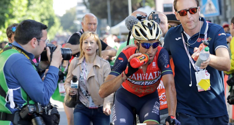 Messina abbraccia il Giro