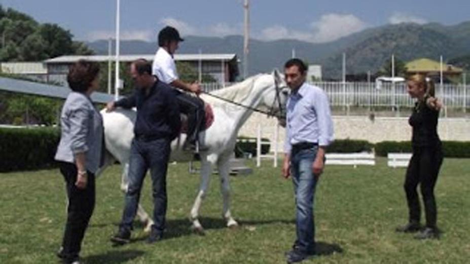 """""""Un cavallo per amico"""": progetto per gli studenti diversamente abili"""