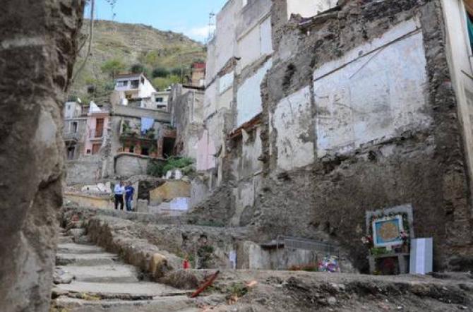 Alluvione di Giampilieri, demolizioni e riperimetrazioni al vaglio del Comune