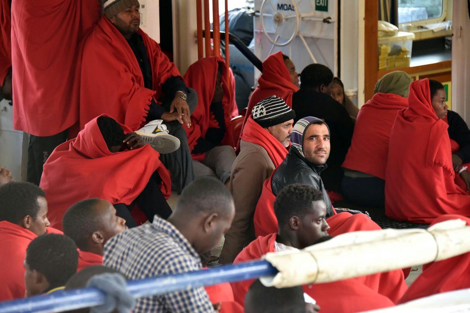 Sea Watch: 32 migranti giunti a Messina
