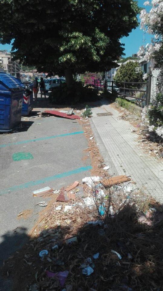 """Cacciotto: """"Città invasa dalla sporcizia, urge garantire un servizio di spazzamento"""""""