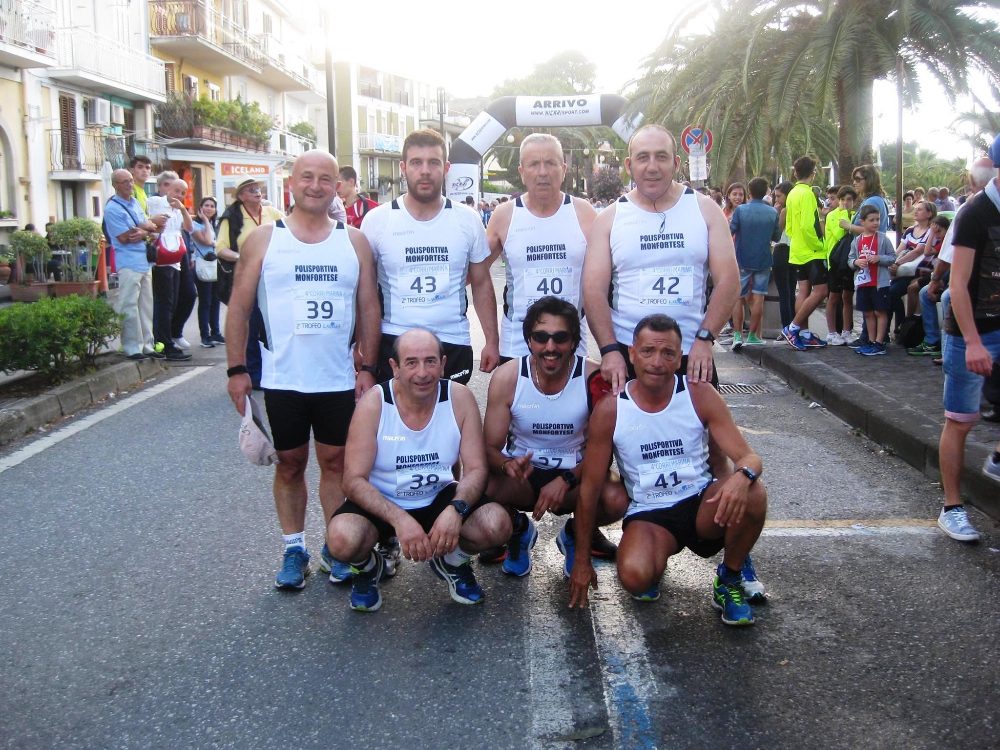 """Domani al via seconda edizione del """"Trofeo Polisportiva Monfortese Running"""""""