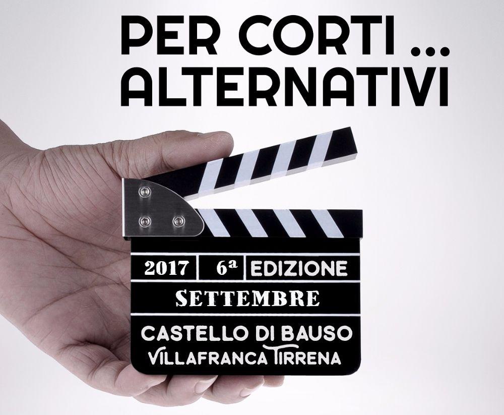 """""""Per… corti alternativi"""": entro il 4 settembre sarà possibile inviare i propri cortometraggi"""