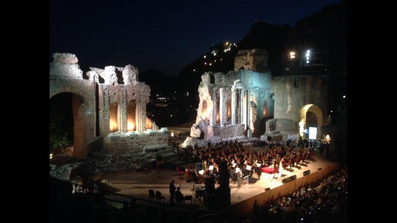 """Taormina opera stars"", sabato l'Aida infiammerà il Teatro Antico"