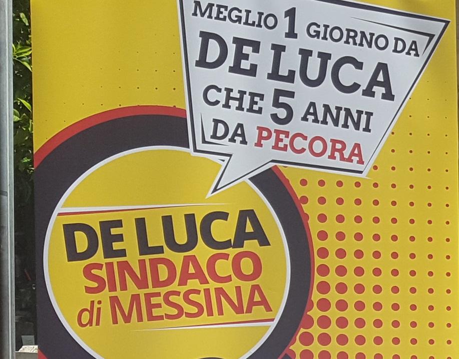 """Bisignano a De Luca: """"Messina non ha bisogno di pastori che pensano di dirigere o governare un gregge"""""""