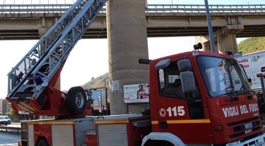 Sedi di servizio precarie e criticità in città, Sos dei Vigili del fuoco