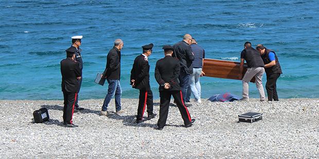 Tusa: trovato il cadavere di un sub sulla spiaggia