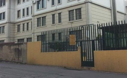 Crollo al carcere di Gazzi, trasferiti 84 detenuti