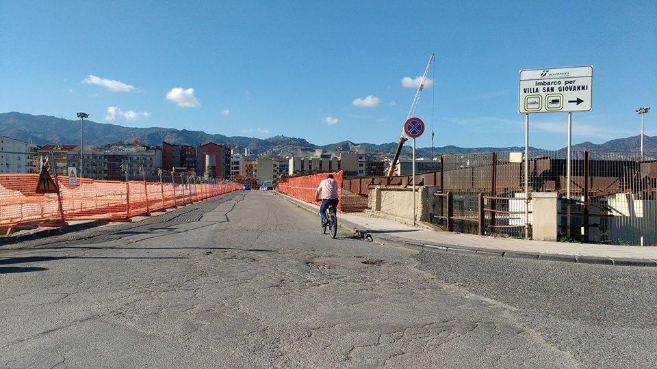 Criticità Cavalcavia – via Cannizzaro, Genio Civile obbliga Rfi e Comune ad adempiere migliorie