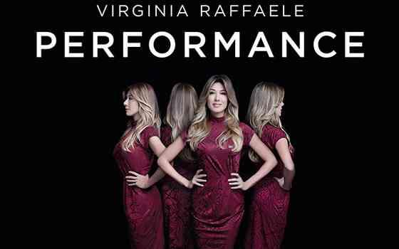 Weekend di contagioso umorismo con le Perfomance della travolgente Virginia  Raffaele d8b5a442e10