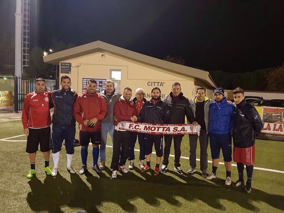 Calciomercato: il messinese Simone Ancione passa al Motta S.Anastasia