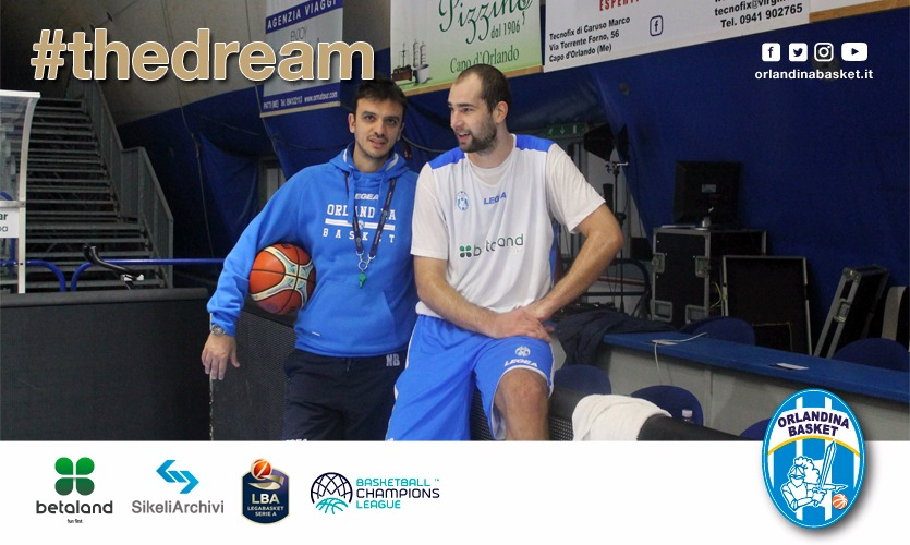 Basketball Champions League: Capo d'Orlando sfida Ludwigsburg