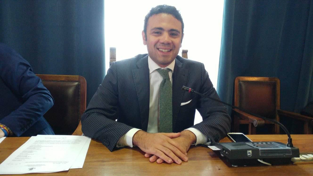 """Commissione consiliare """"Bilancio"""", Interdonato assume Presidenza e subentra a De Leo"""