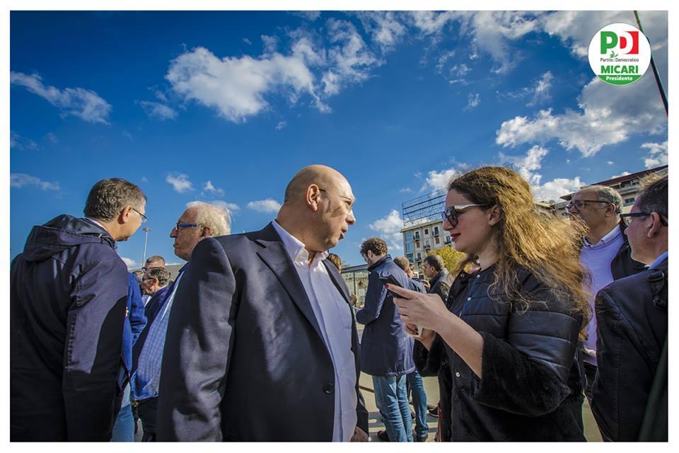 """Presidenza Consiglio comunale, Starvaggi: """"Sarà del Pd come da accordi anche con Picciolo"""""""