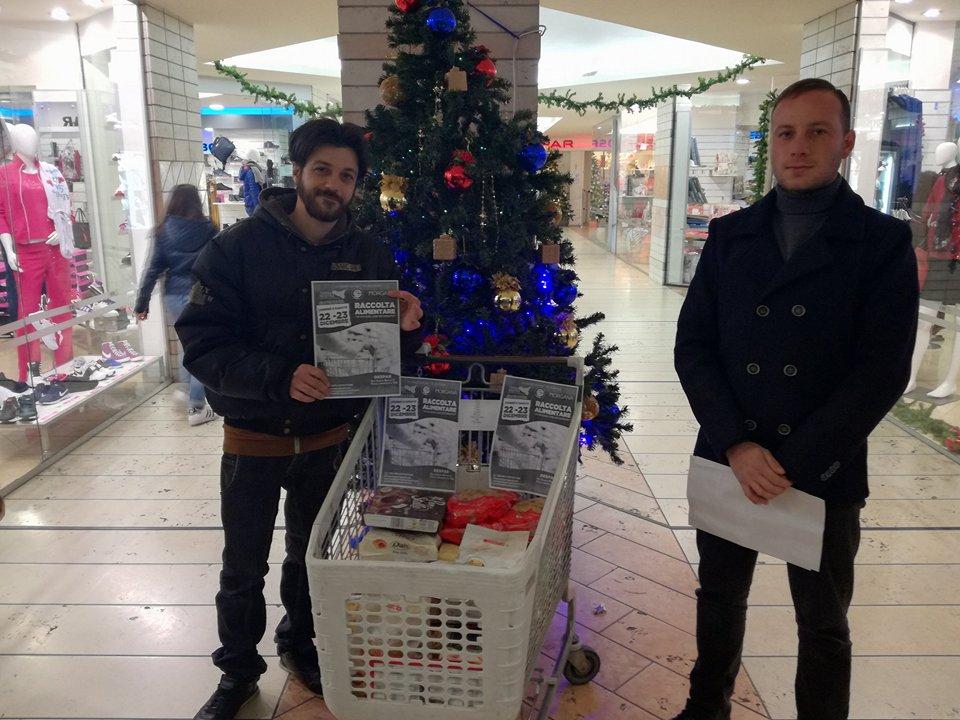 Spesa solidale per famiglie messinesi, ecco il vero significato del Natale