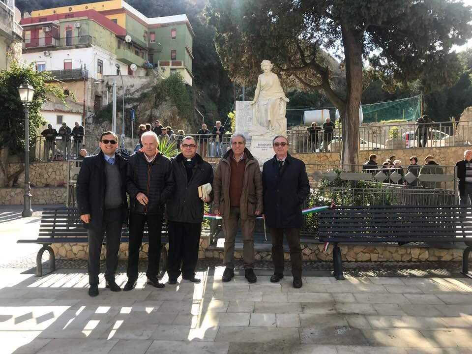 Piazza Semiramide Bordonaro, Cardile: Ripristino degno di impegno Consiglio e tante denunce