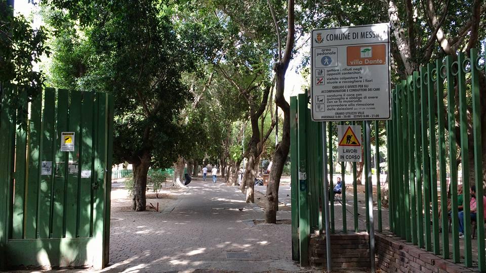 Vandalismo a Villa Dante, danneggiata l'area gestita da Fare per Cambiare