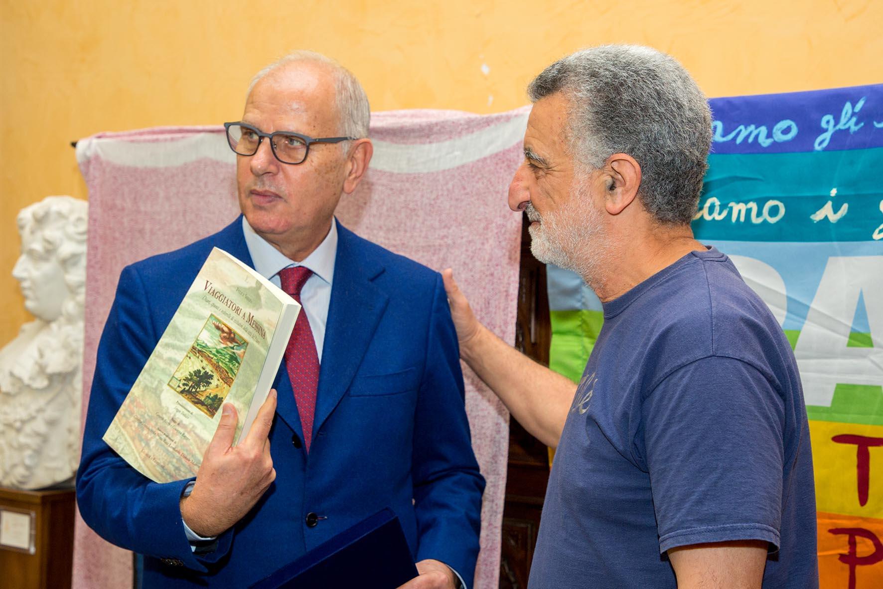 Bramanti acclamato Vicepresidente nel Consiglio Superiore Sanità. Palazzo Zanca lo premia