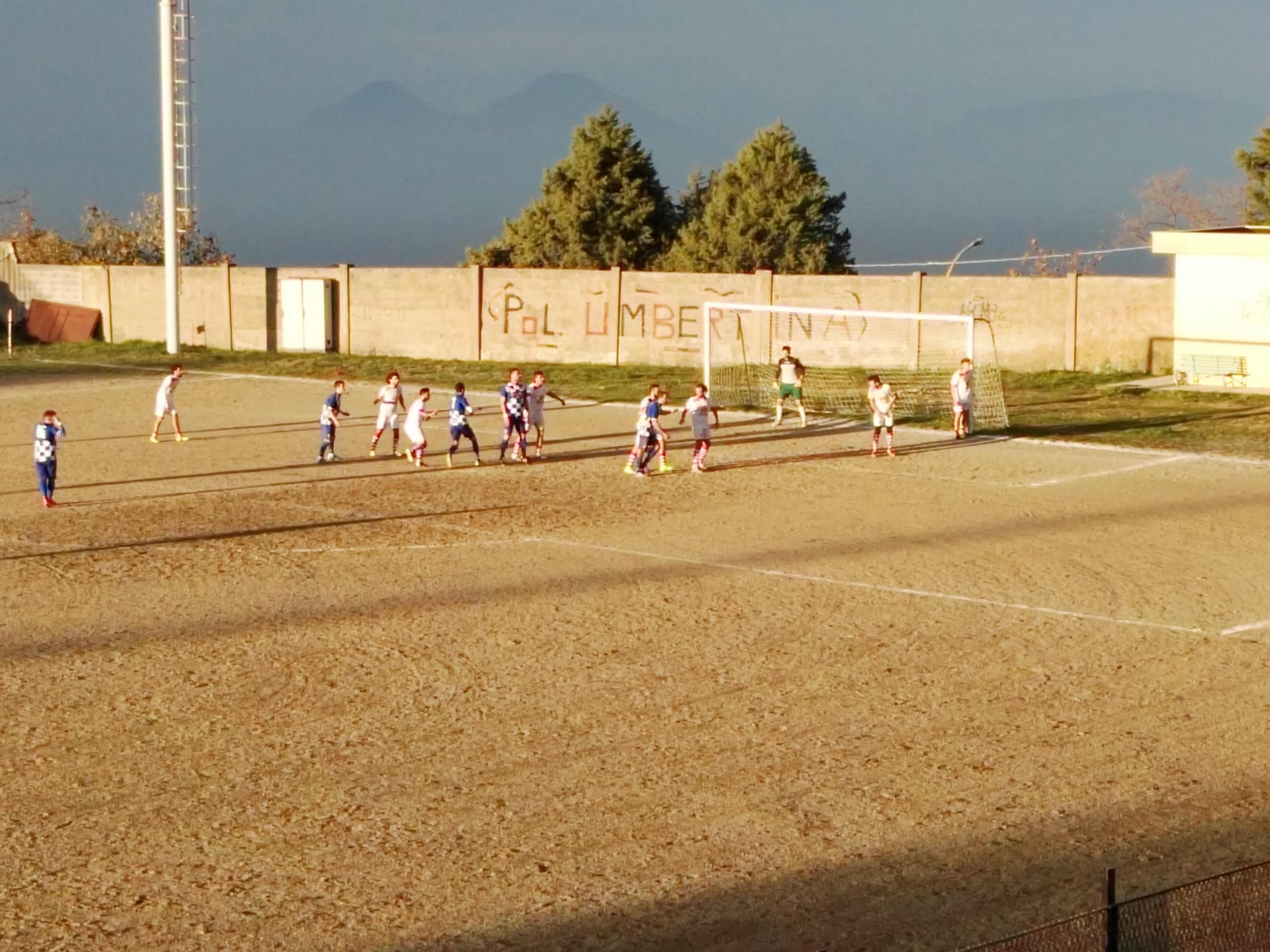Prima Categoria: 1-1 nel big-match tra Sfarandina e Rocca di Capri Leone