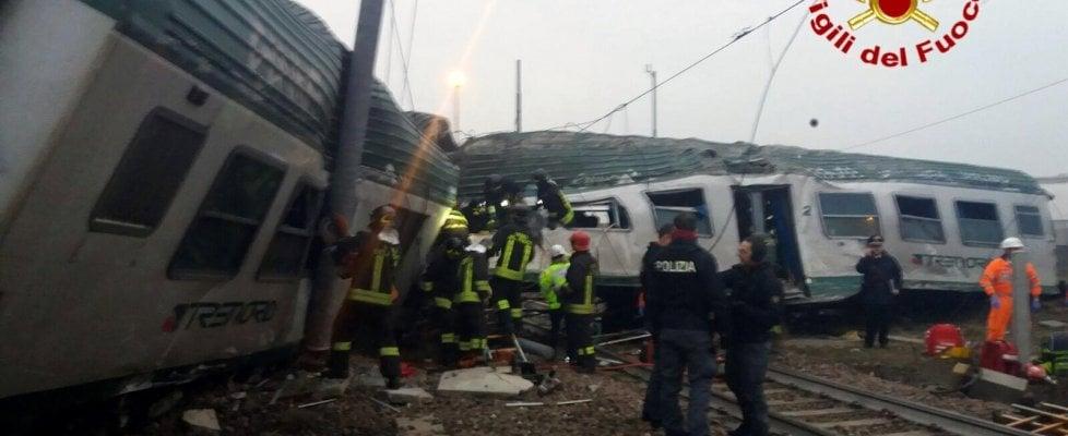 """Sciagura ferroviaria di Milano, Malaponti: """"Vicini ai pendolari, impensabile morire per andare a lavoro"""""""