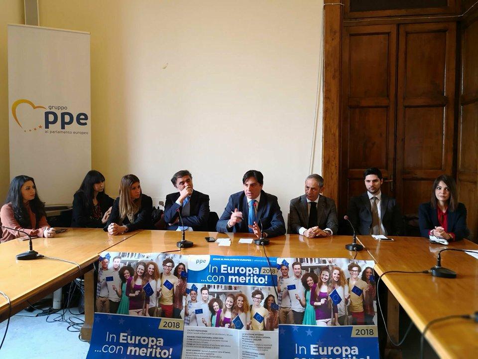 In Europa con Merito, il progetto di Salvo Pogliese per i giovani siciliani