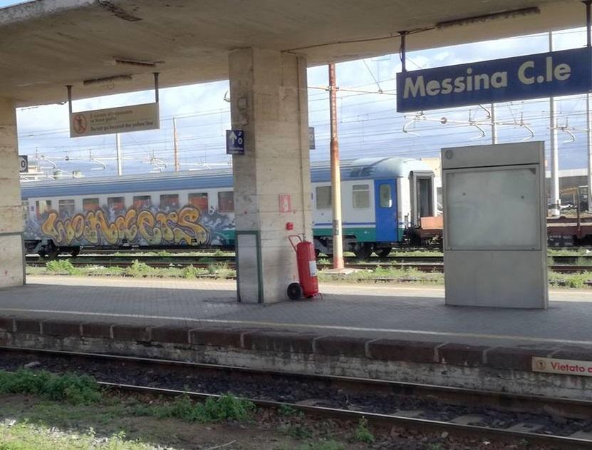 Ferrovie, ripresa la circolazione fra Messina e Palermo