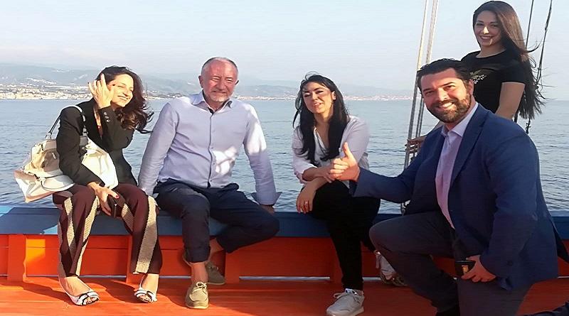 """""""Emozionarsi a bordo della feluca"""", Sciacca: """"Turisti devono provarlo. Ex sito Enel: terminal Riserva naturale"""""""