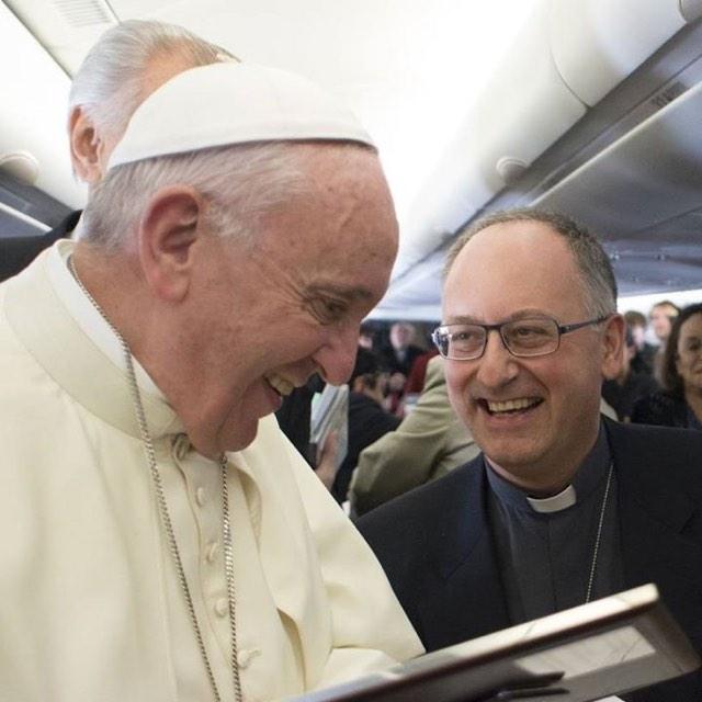 Un messinese Doc nel mondo, padre Antonio Spadaro sarà premiato al Salone del libro di Napoli