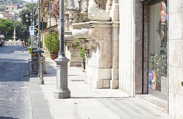 Sicurezza, limitazioni al traffico nelle vie I Settembre e Garibaldi