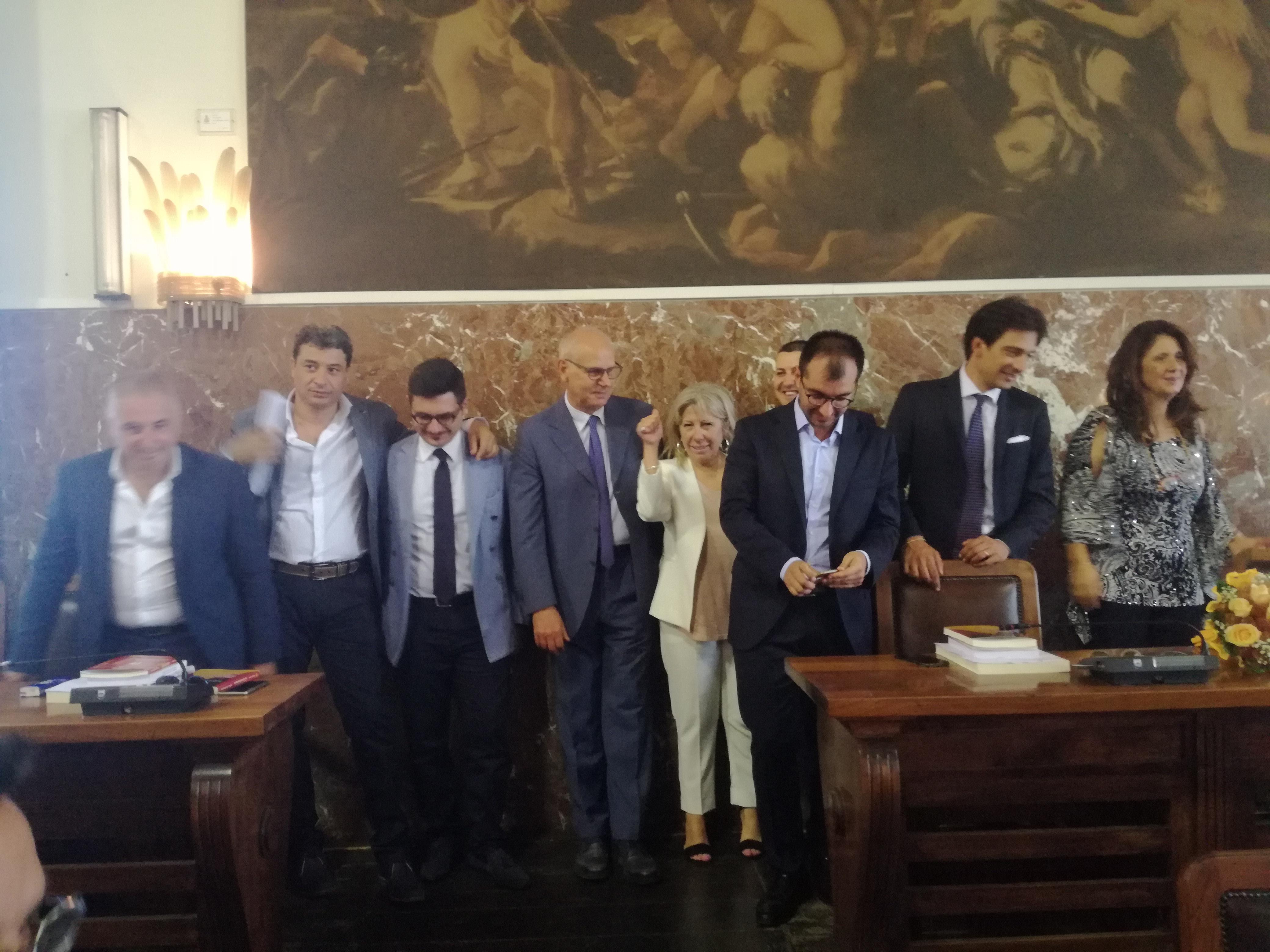 Presidenze commissioni, il centrodestra si consola con Scavello alla III e Zante alla IV