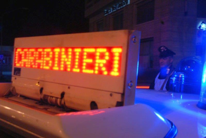 Carabinieri, controlli a tappeto nel Messinese