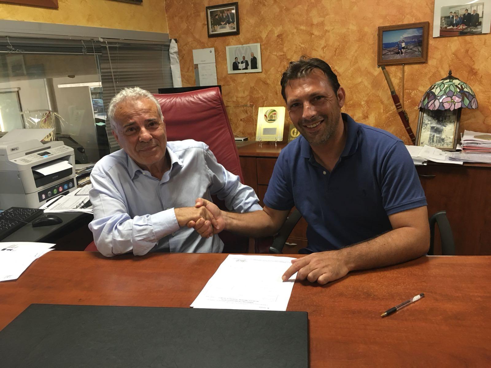 Ufficiale, Sciotto affida la panchina dell'Acr a Raffaele