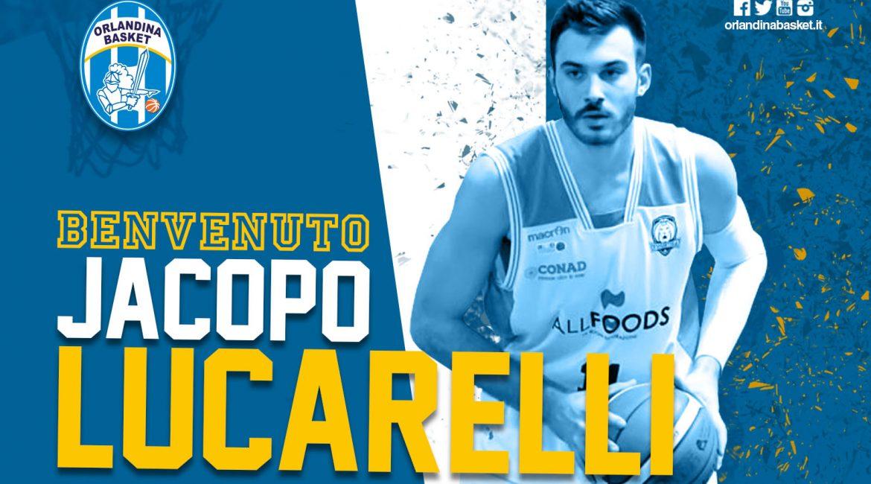 Basket, Jacopo Lucarelli sarà paladino per i prossimi due anni