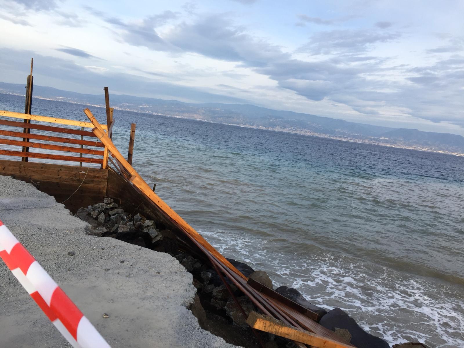 """Momenti deliranti per Galati Marina, Gennaro: """"Ok fase tampone del Comune. Si adoperino poi finanziamenti regionali per lavori strutturali"""""""