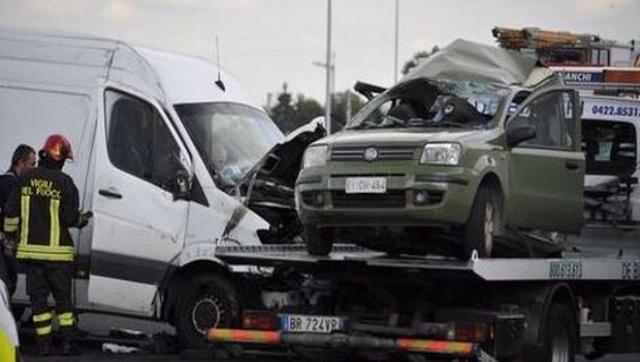 Militari morti in Friuli: uno è messinese