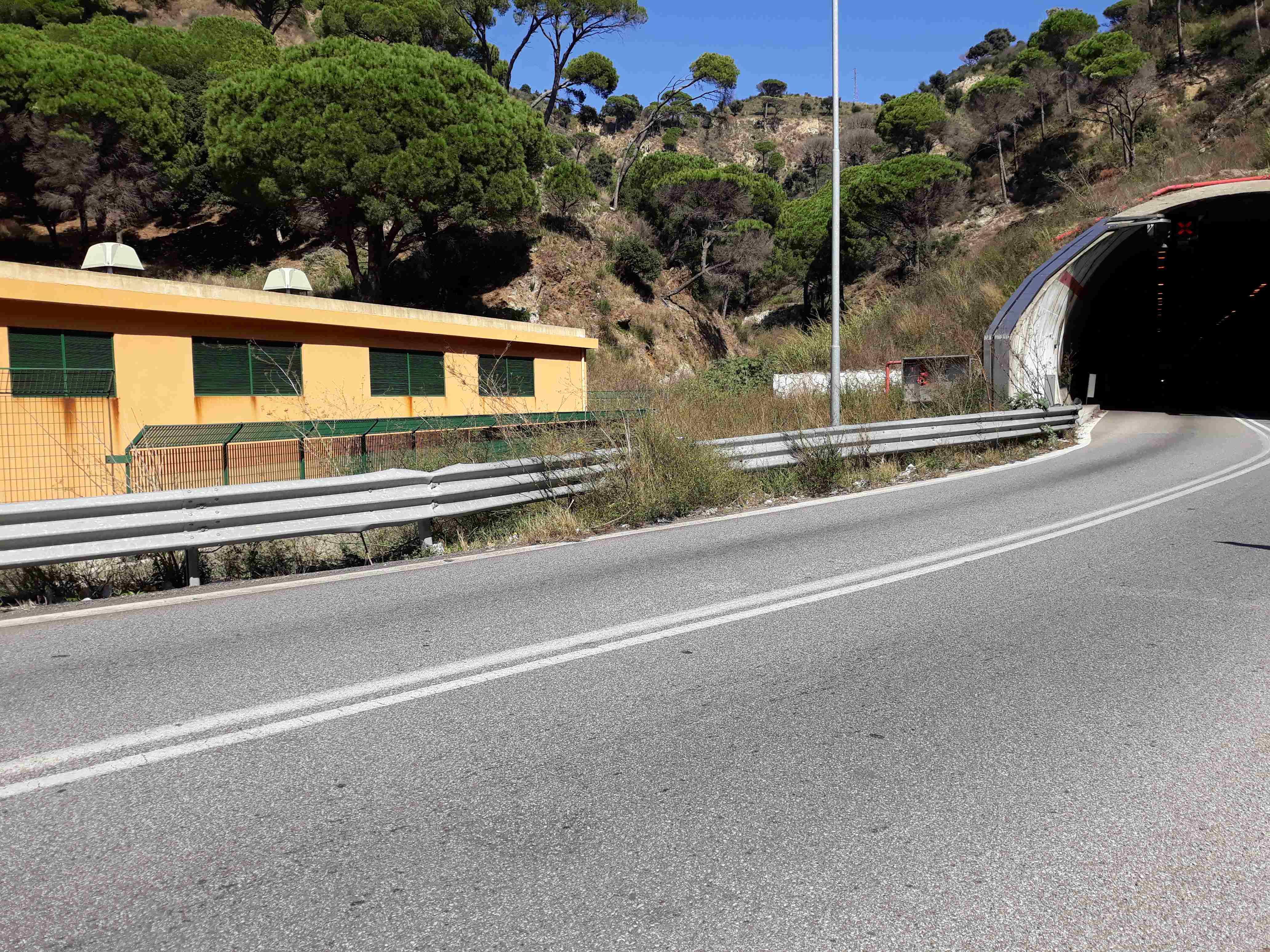 Autovelox nel tratto Giostra-Annunziata: limite a 40 km/h