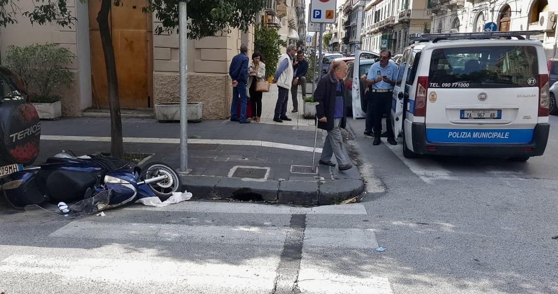 Via T. Cannizzaro, da domani sistemazione dei marciapiedi