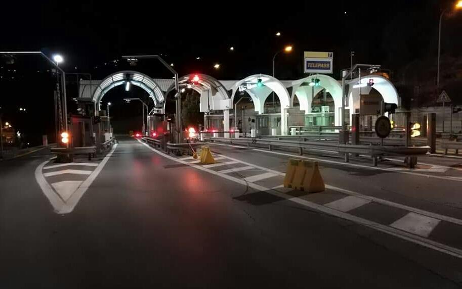 A18, riaperto lo svincolo di Taormina