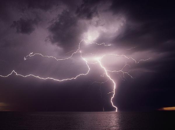 Fenomeni temporaleschi, allerta arancione da oggi pomeriggio fino al 3 novembre