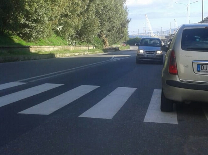 """""""Adotta una strada"""": 400 infrazioni sulla Ss 114"""