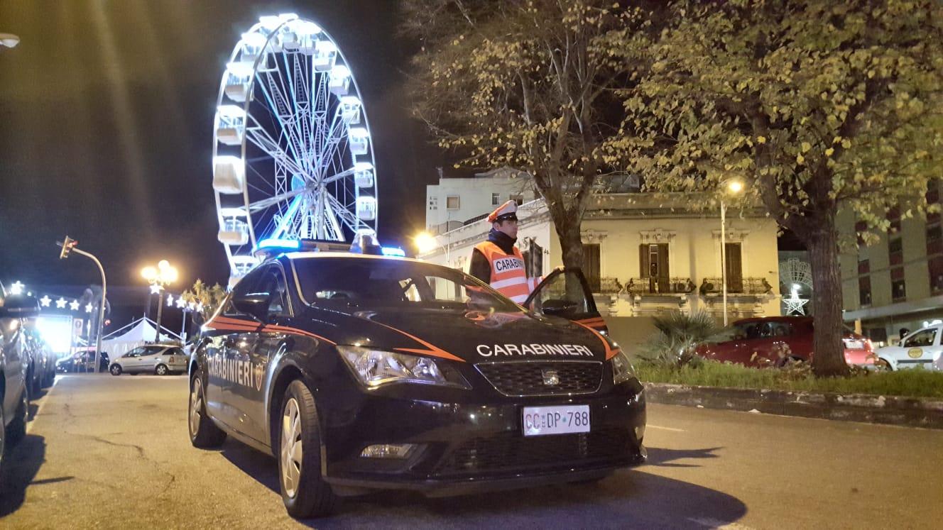 Movida: carabinieri in prima linea, 15 denunciati