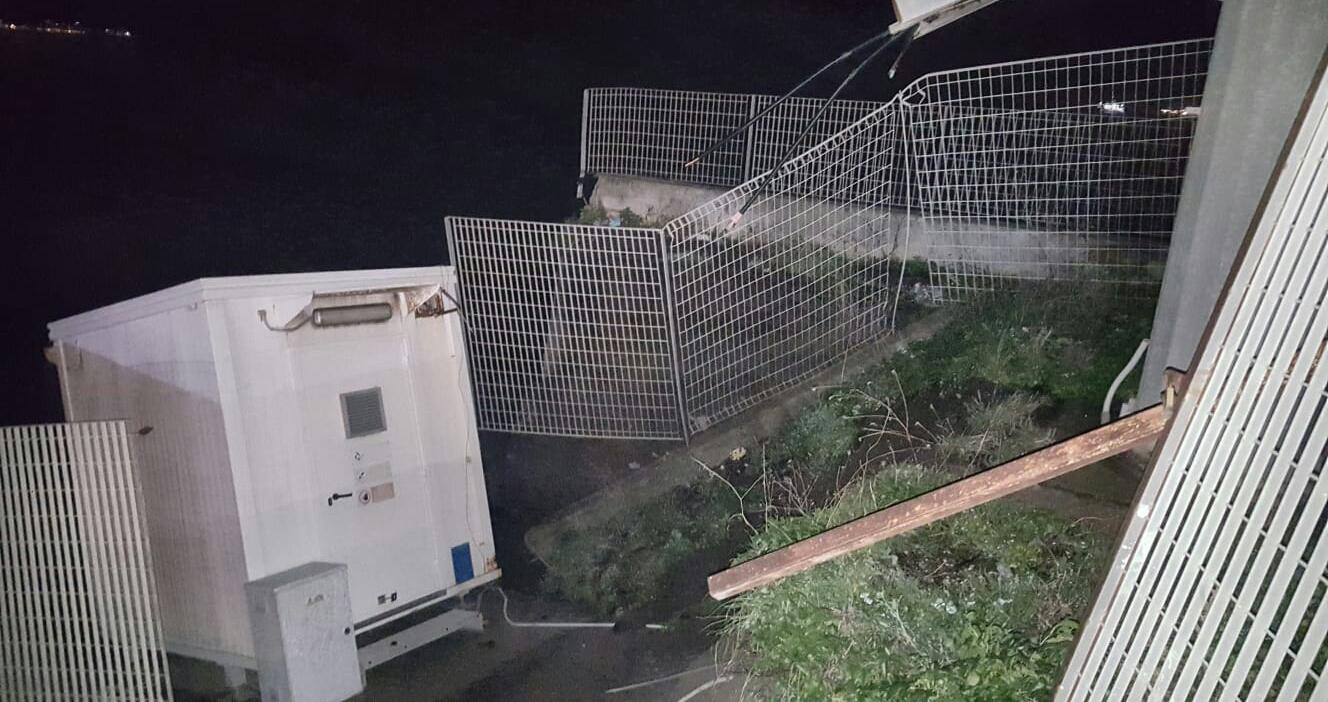 Erosione, vertice in Prefettura per salvaguardare la stazione di Contesse