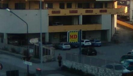 """Assalto armato al market """"MD"""" di Santa Lucia Sopra Contesse: ingente il bottino"""