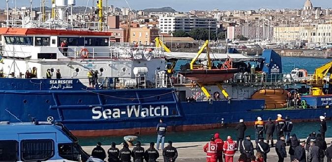 """Sea Watch a Messina, Musumeci insorge: """"È una sfida alla Sicilia"""""""