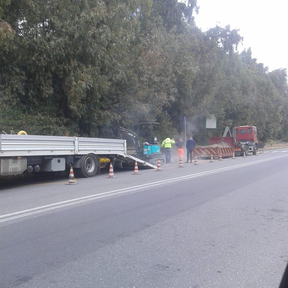 Nuove pensiline dei bus: provvedimenti viari in via Adolfo Celi e sulla Ss 114